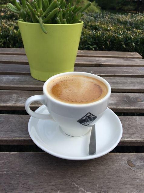 kawa z masłem i uliczny klimat, mogę tam być codziennie!