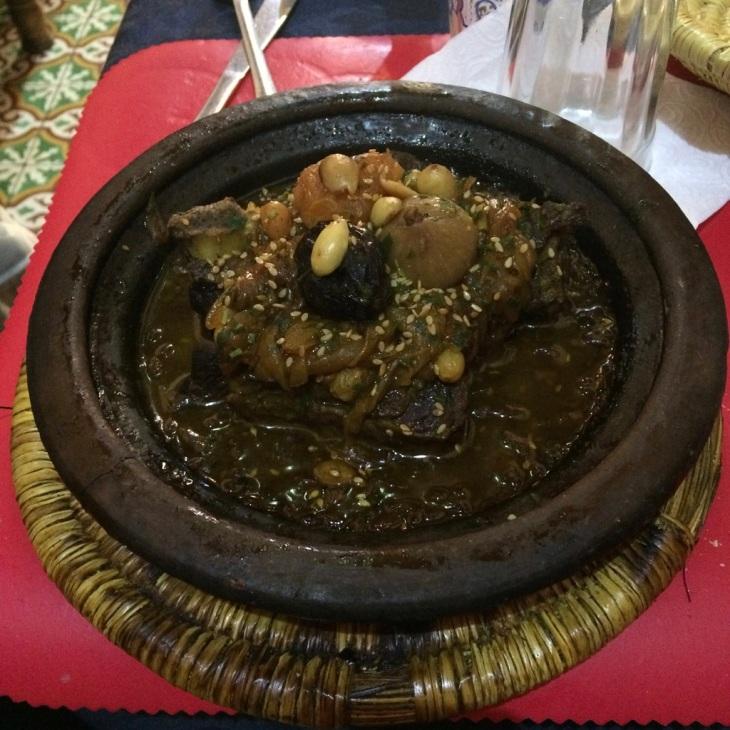tagine w maroku